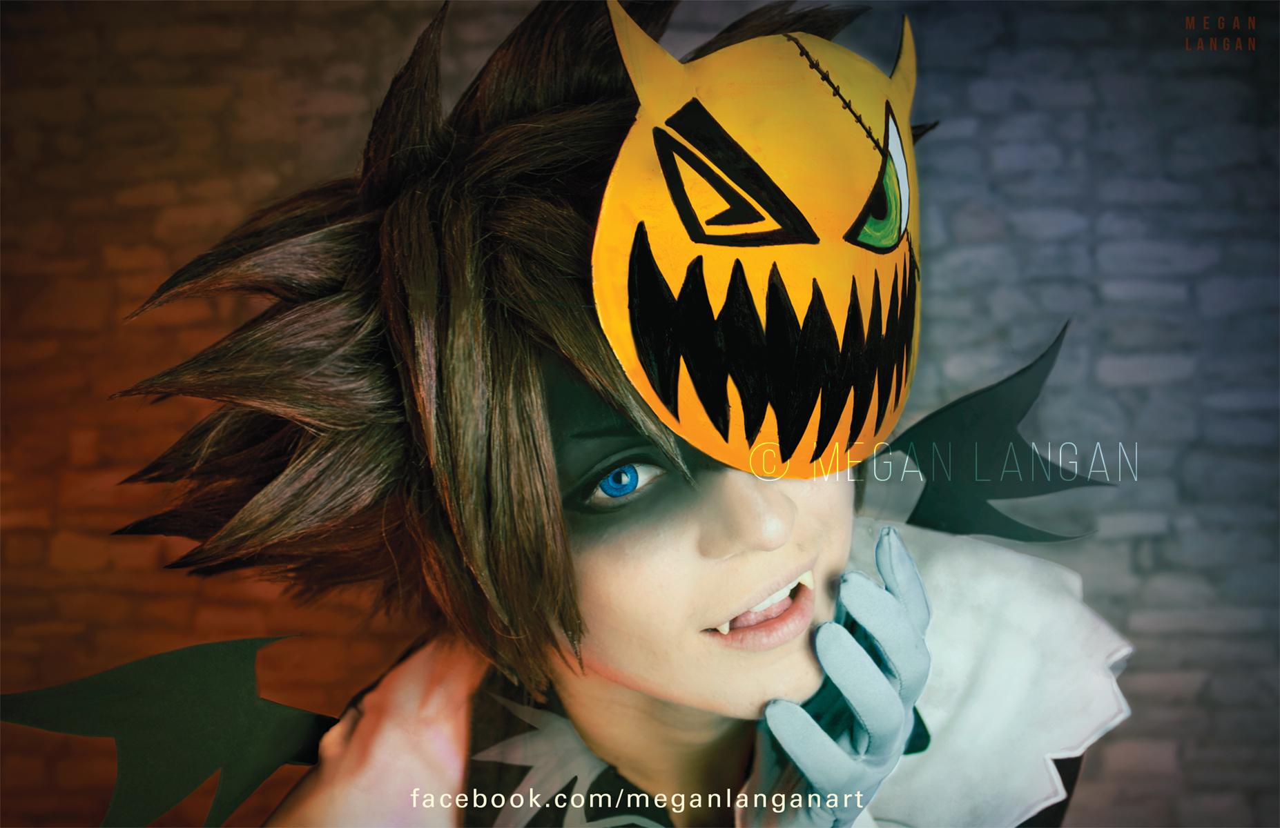 Halloween Town Sora · Megan Langan Illustration · Online Store ...