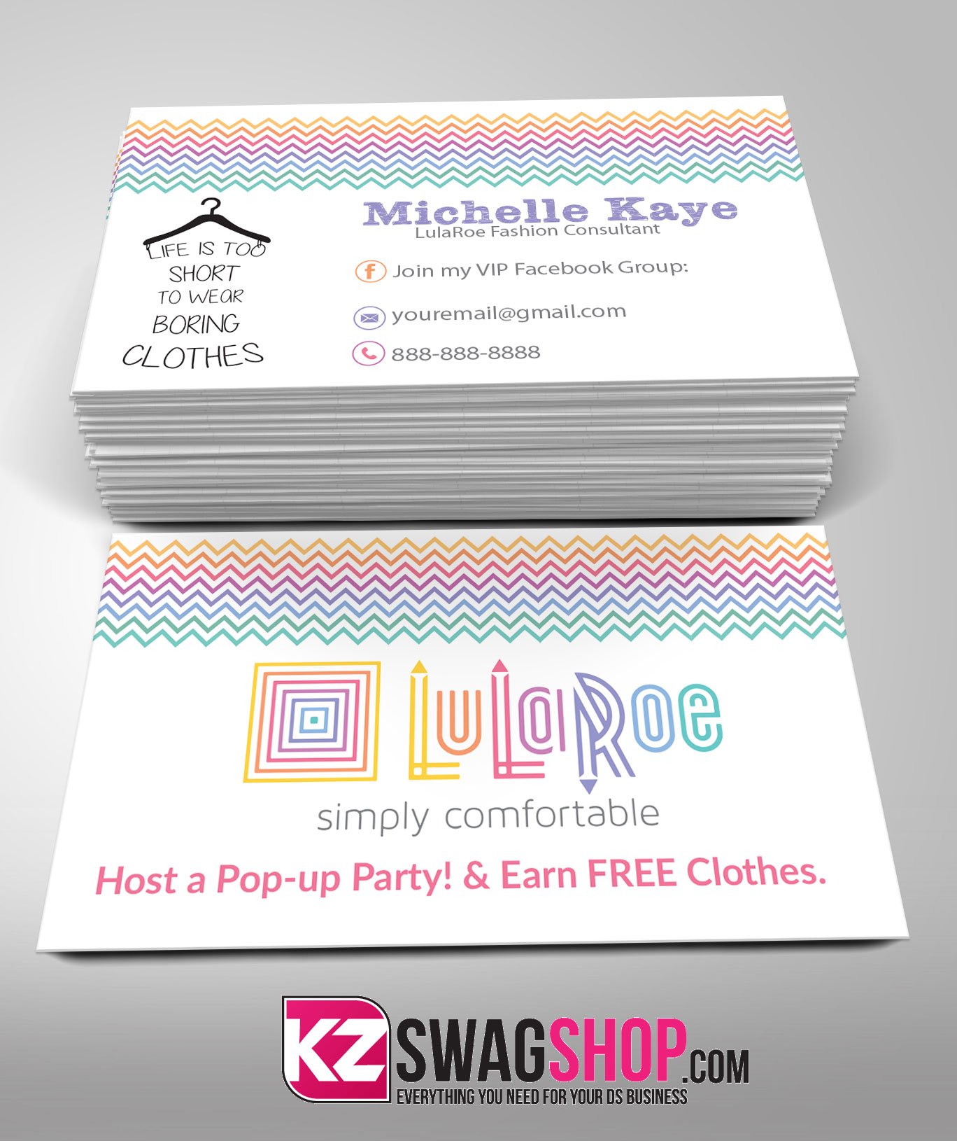 Lularoe business cards 5 kz creative services online store lularoe business cards 5 reheart Images