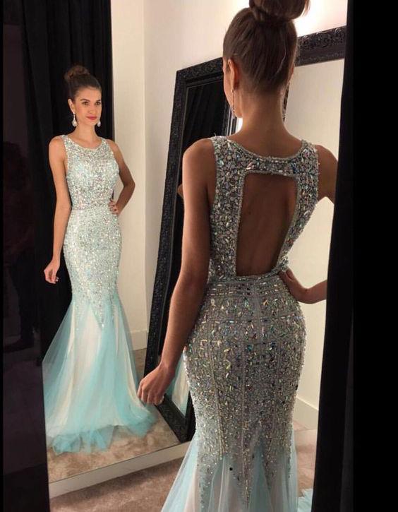 Beaded Formal Dresses