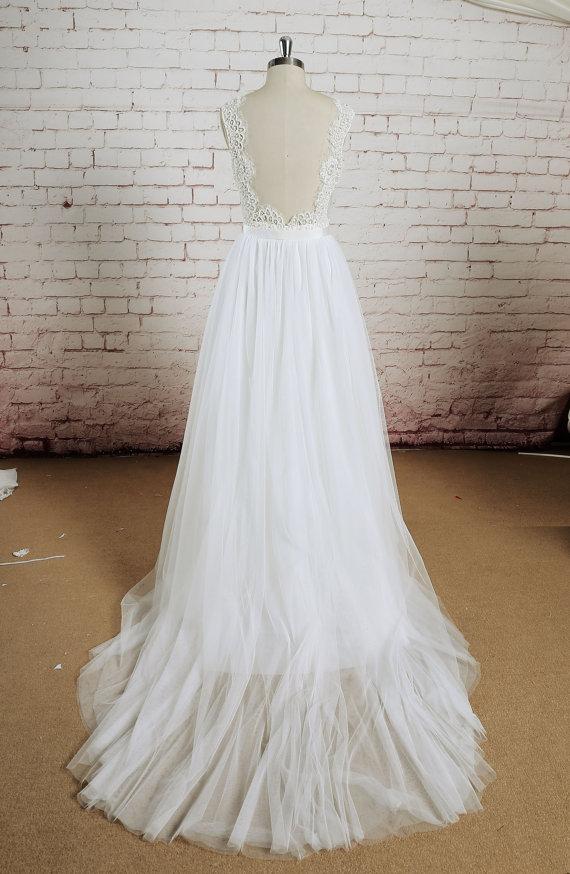 A263 white lace wedding dress v neck halter wedding dresss sexy a263 white lace wedding dress v neck halter wedding dresss sexy wedding dress junglespirit Choice Image