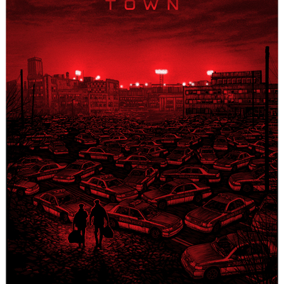 'the town' red variant 2013