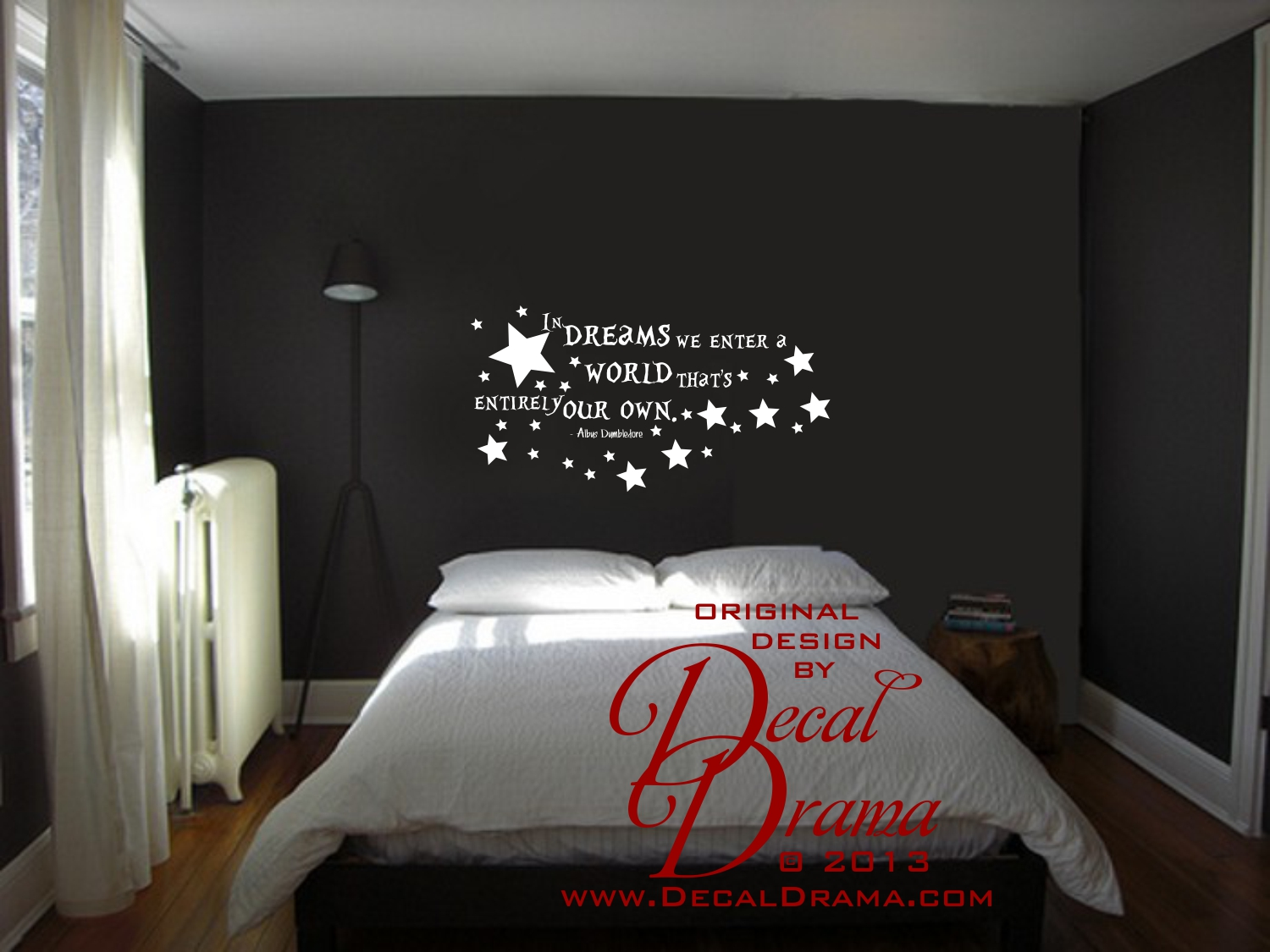 Attrayant In DREAMS We Enter A WORLD Thatu0027s Entirely Our Own, Vinyl Wall Decal    Thumbnail ...