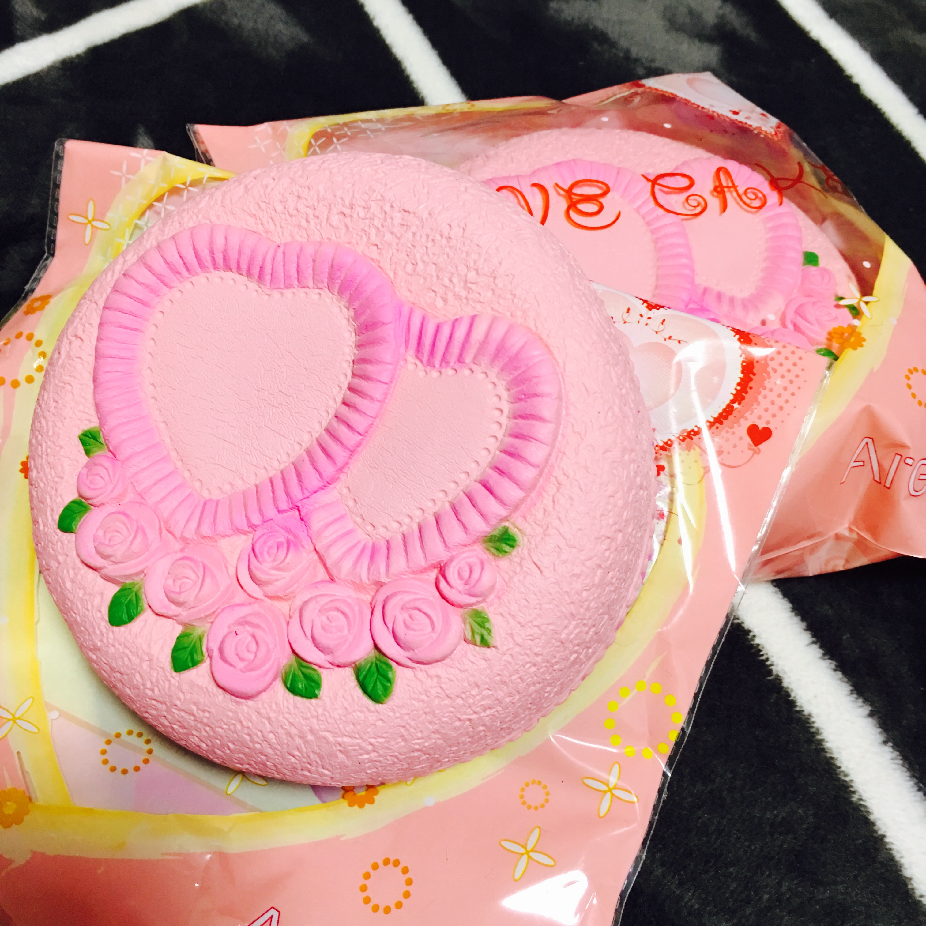 Squishy Muffinz Rose : ~SquishyStuff~ Large SLOW-RISING!! 13cm Love Rose Cafe Squishy Online Store Powered by Storenvy