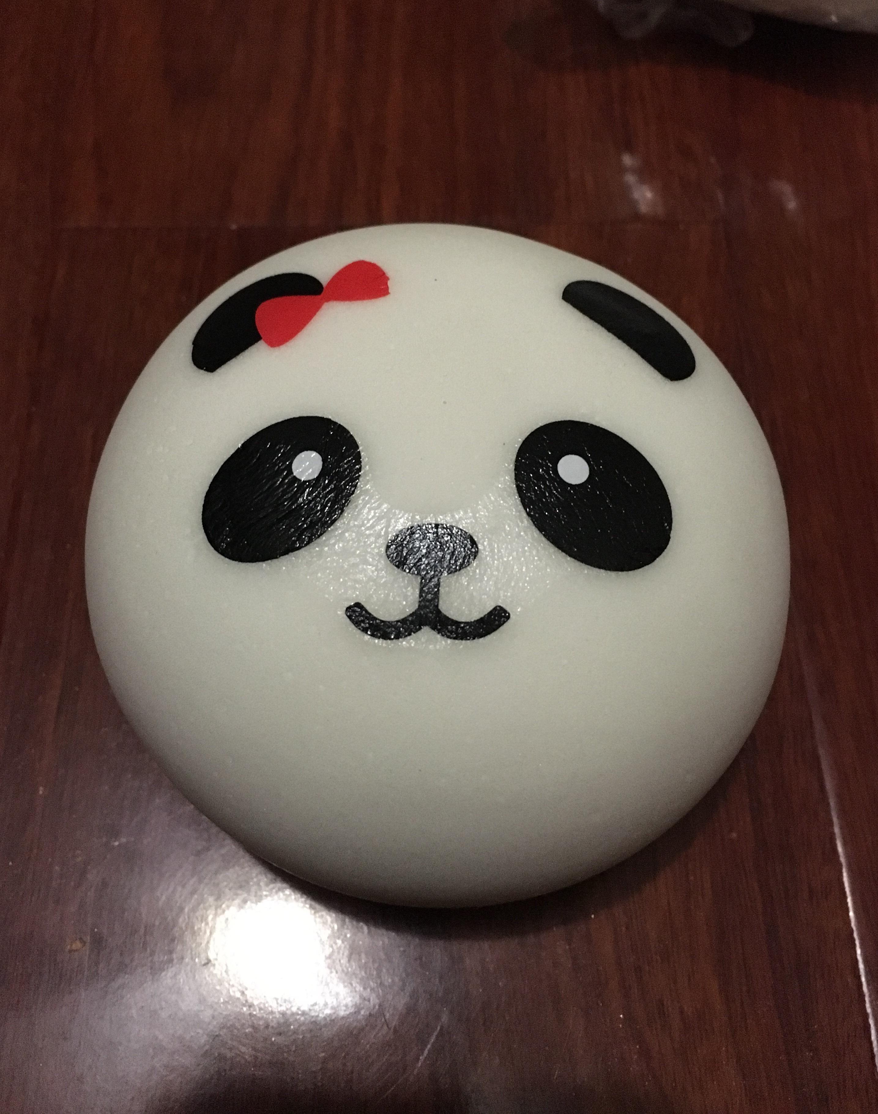 Jumbo Marshmallow Squishy Bun : Jumbo Panda Bun Squishy ? MarshmallowSlimey ? Online Store Powered by Storenvy