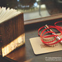 Personalized Paulownia Wooden Handcrafted Coptic Journal - Thumbnail 4