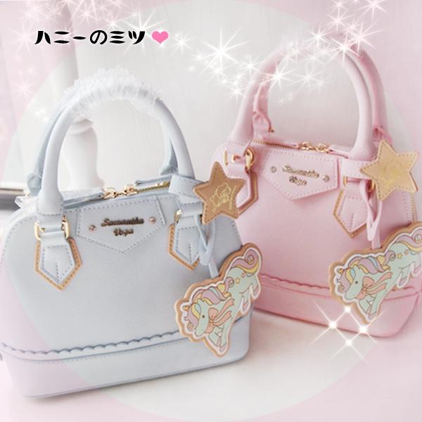 2017 cute cartoon unicorn handbags girly portable bags mg302 mori