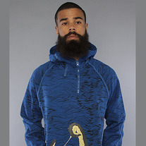 The Men's Struggle Euro Hoodie