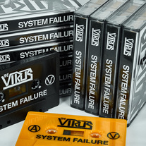 System Failure Cassette - Russian Release medium photo
