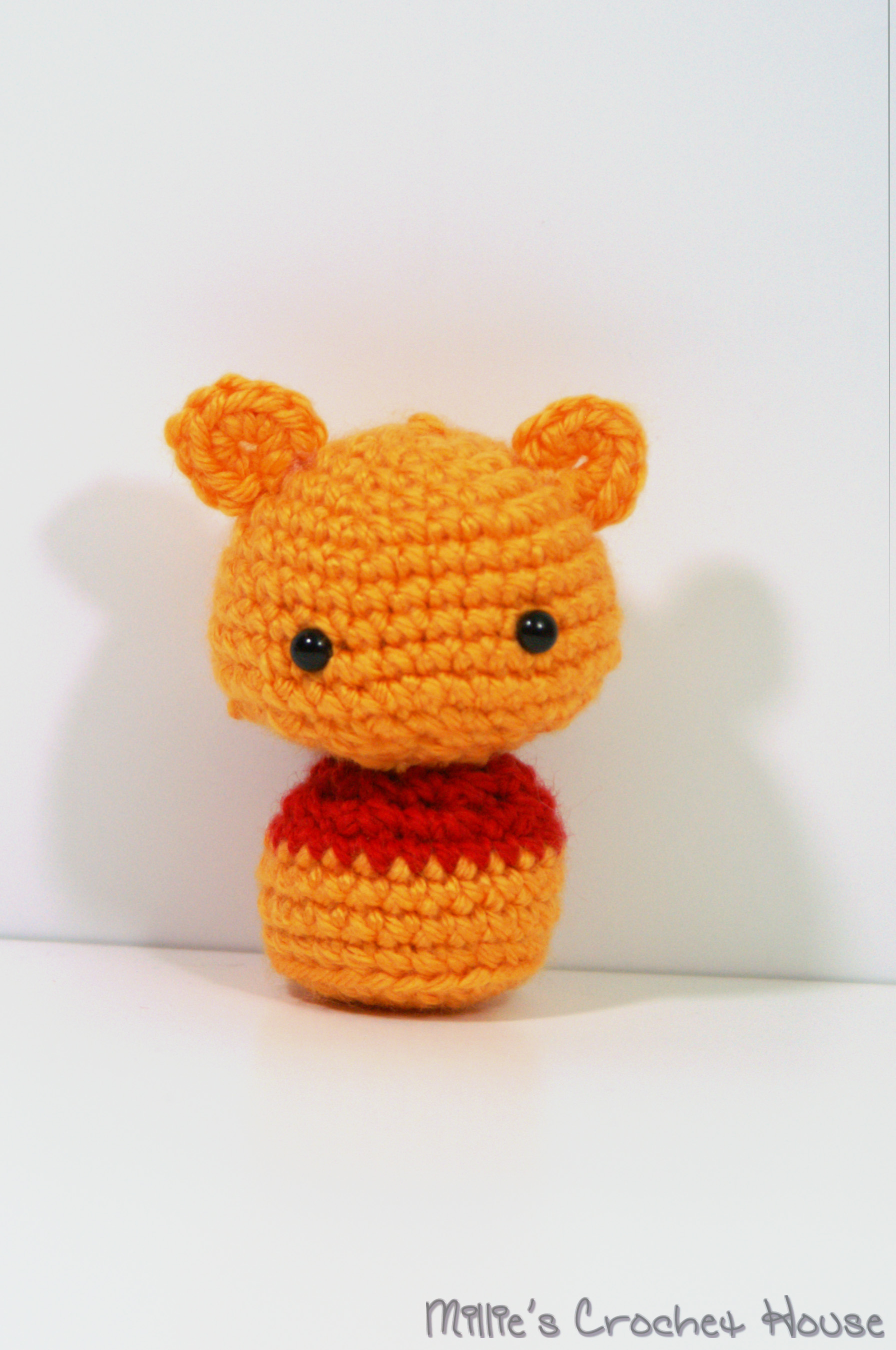 Amigurumi Doll House : Crochet Pooh and Piglet - Amigurumi Dolls Chibi ? Millies ...