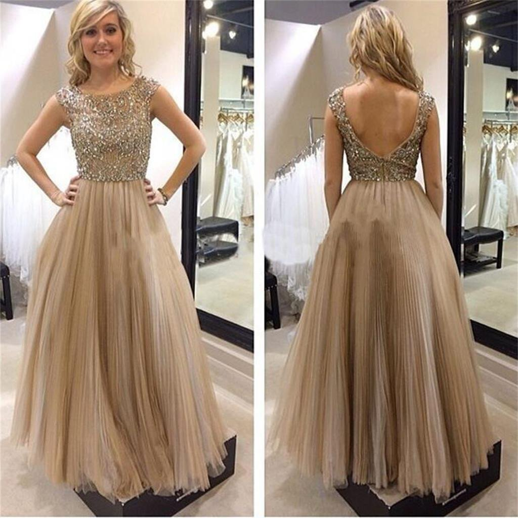 Long Dress for Prom,Graduation Party Dresses, Formal Dress For Teens ...