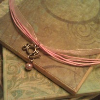 Pink Joy Necklace
