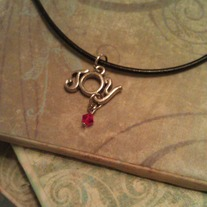 Red Joy Necklace