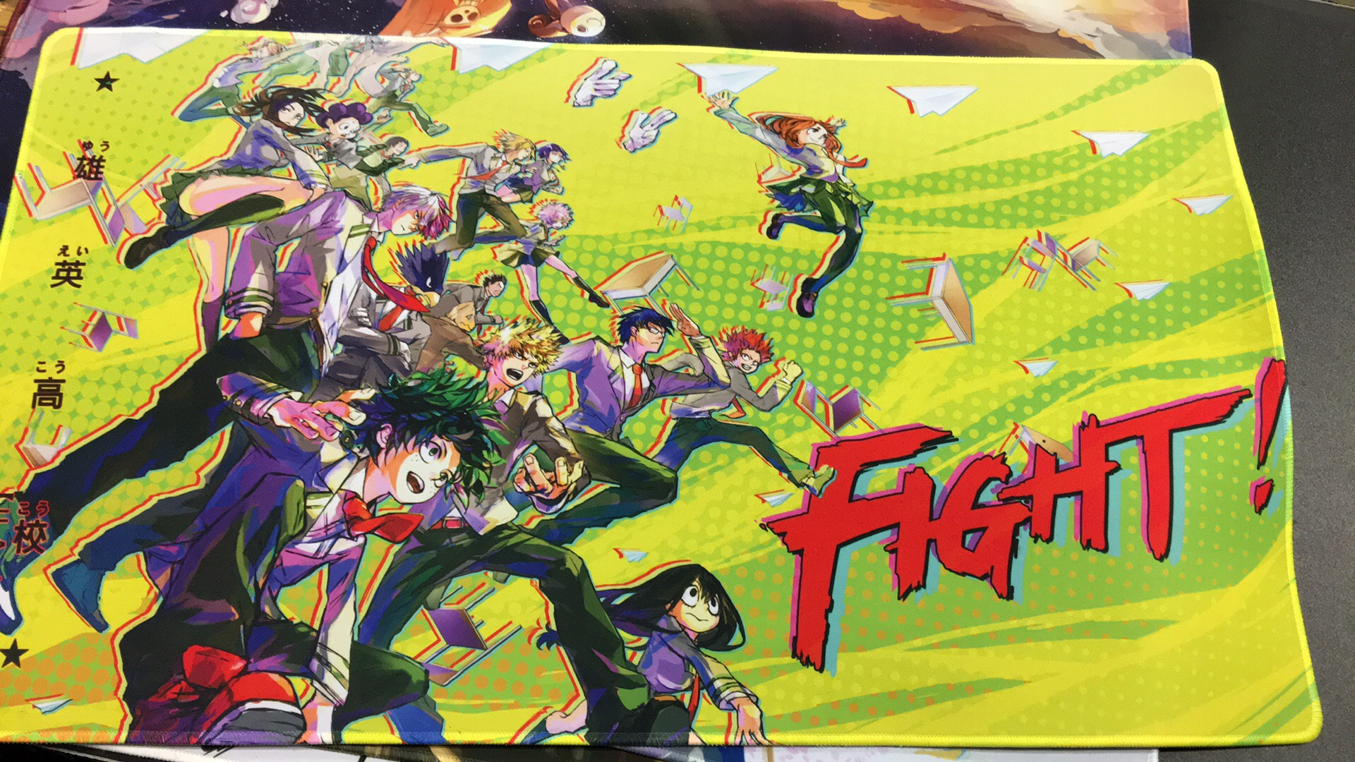 【playmat】my Hero Academia On Storenvy
