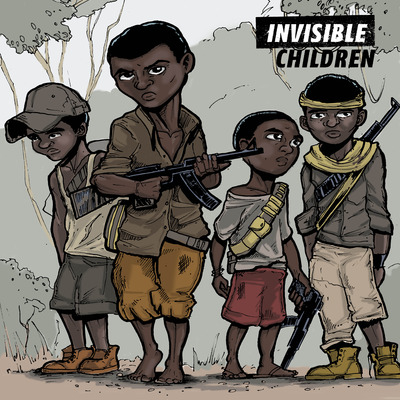 Invisible children benefit lp