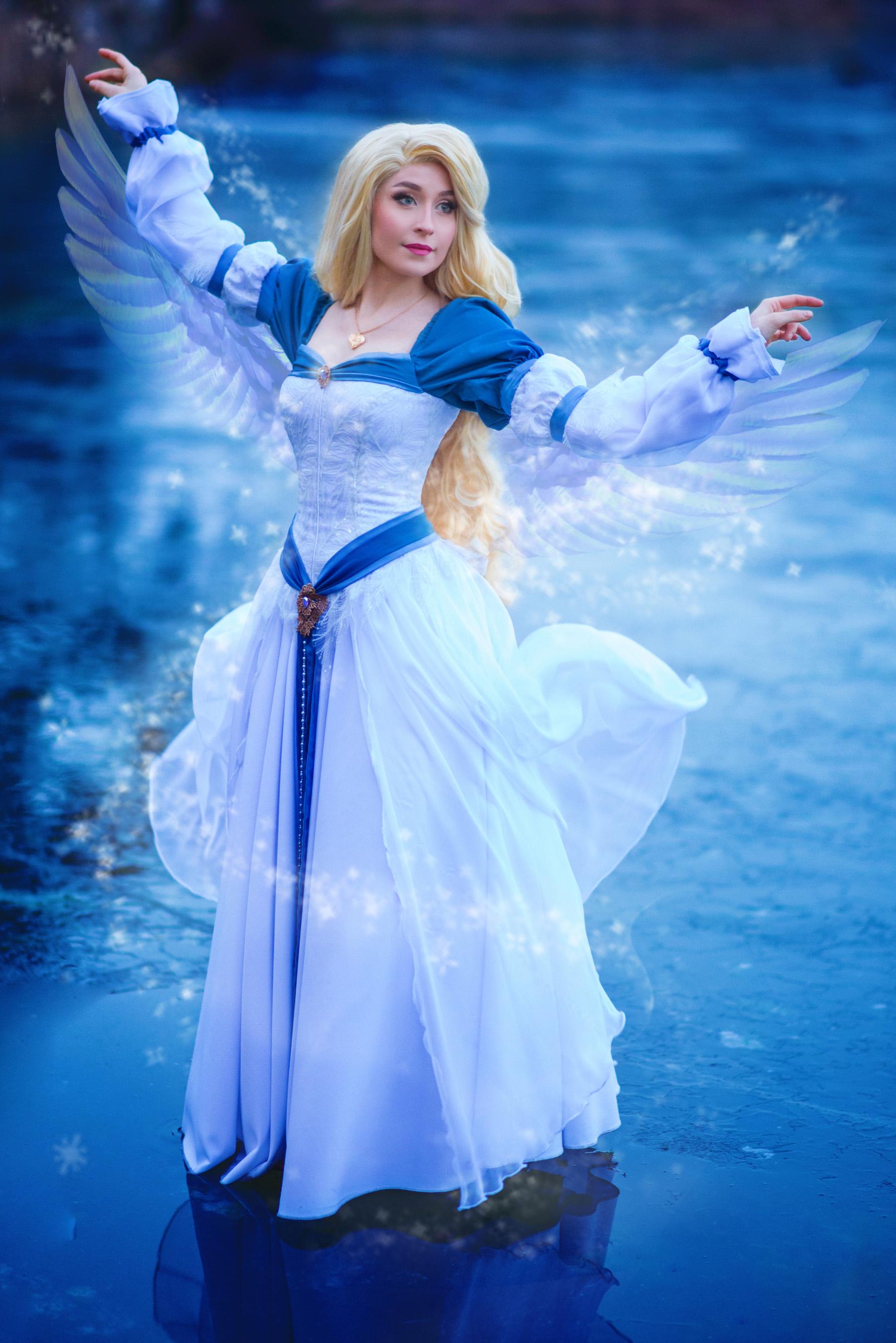 nikita as odette the swan princess nikita cosplay online store