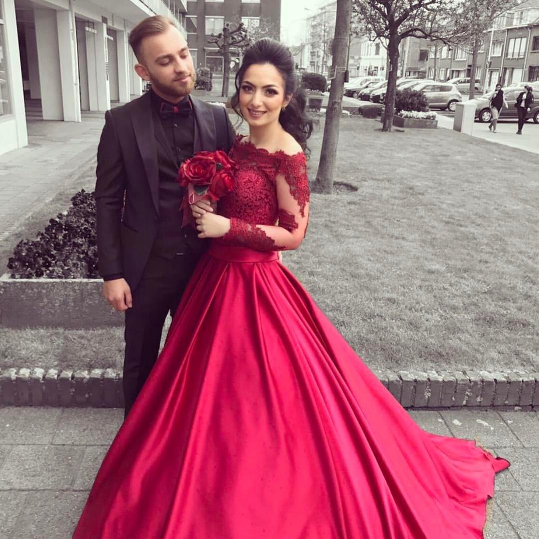 Evening Dress ,Soft Satin Ball Gown Evening Dress 2017 Elegant Off ...