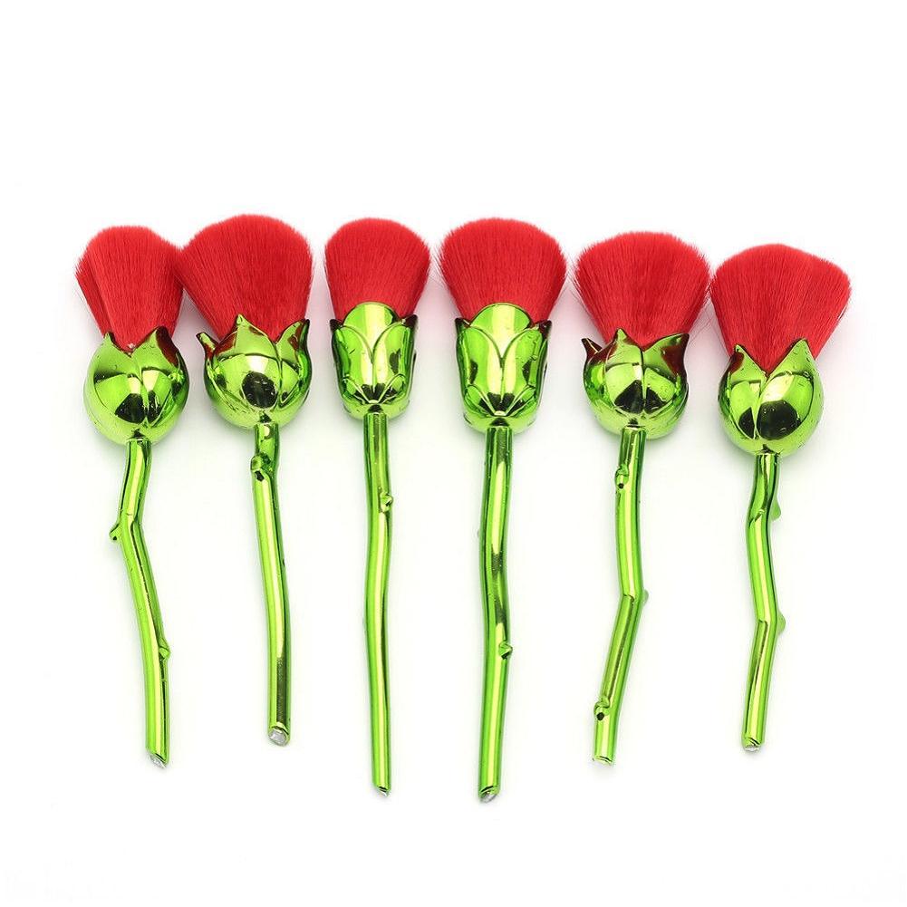 Kawaii Clothing Brochas Rosas Roses Brushes Wh400