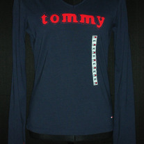Long Sleeve discontinued Tommy Hilfiger shirt (with Tags)