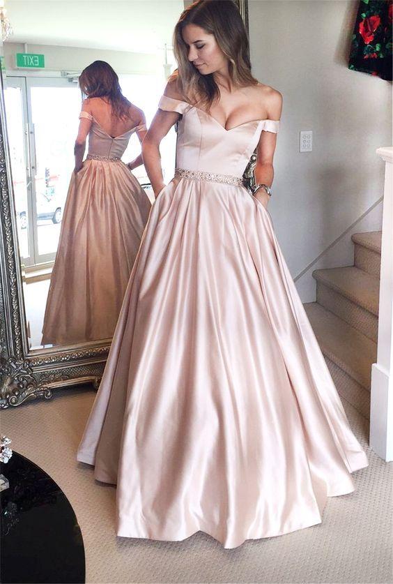 Charming Prom Dress Long Prom Dress Sexy Evening Dress Formal