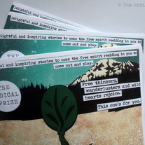 The Radical Uprise Zine 021: Grow / Create
