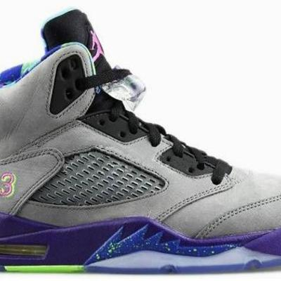 Jordan 5 v bel air fresh prince 621958-090