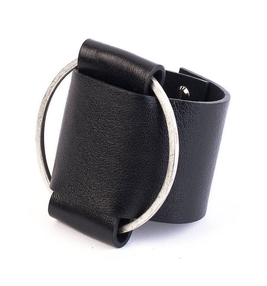 Women leather cuff 26ecf9ff9c