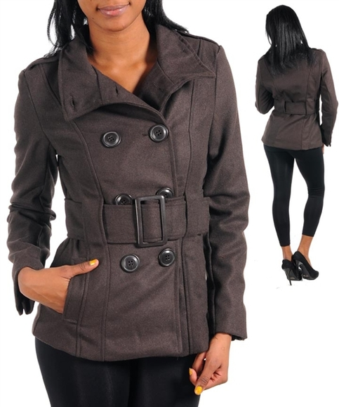 Lightweight Pea Coat Small To Plus Sizes 183 Sophisticates