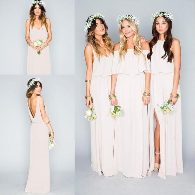 Mint Long Bridesmaid Dress 500d4be29d2d