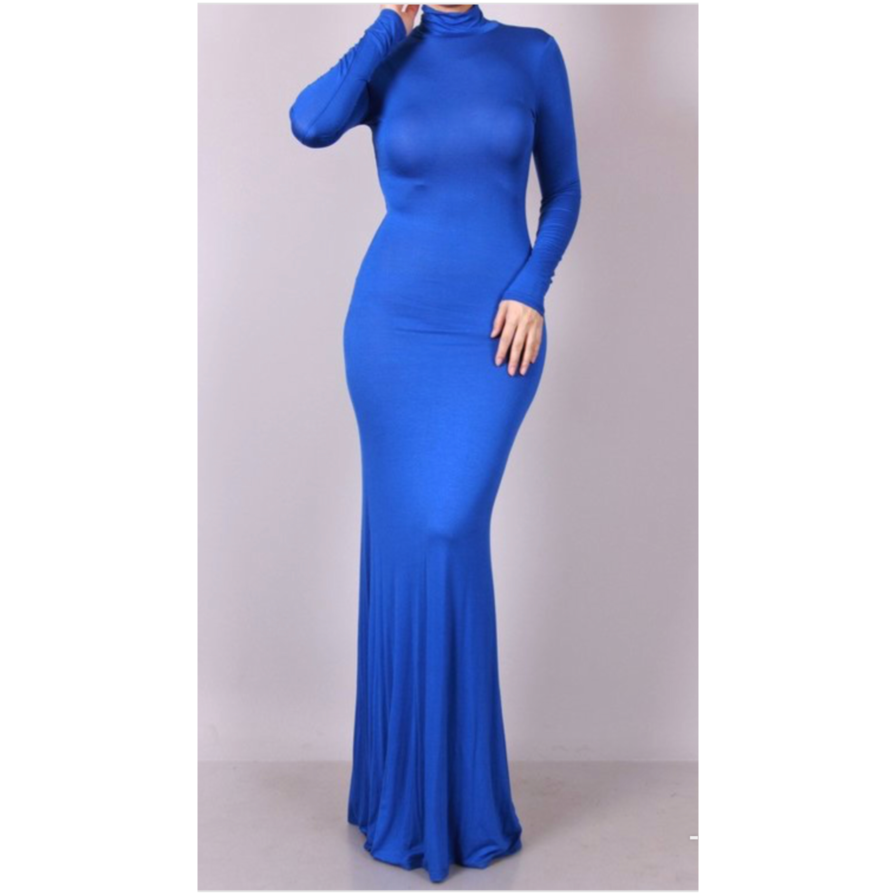 Turtleneck Maxi dress · ~ Posh Picks ~ · Online Store Powered by ...