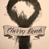 Cherry Bomb Zine #1 - A Riot Grrrl Submissions Based Zine