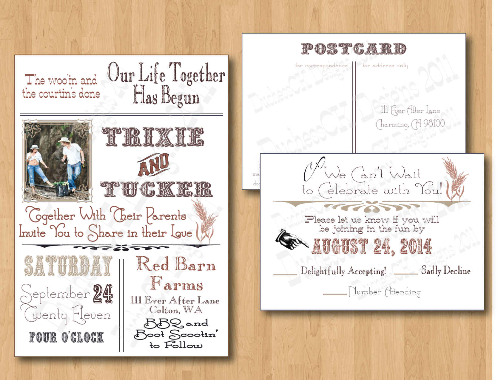 Country Chic Wedding Invitations is the best ideas you have to choose for invitation example