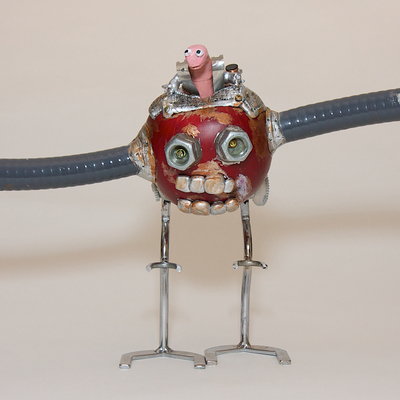 """applebot"" by jacob siegelbaum"