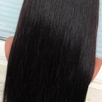 Brazilian Straight Human Hair Wig  - Thumbnail 4