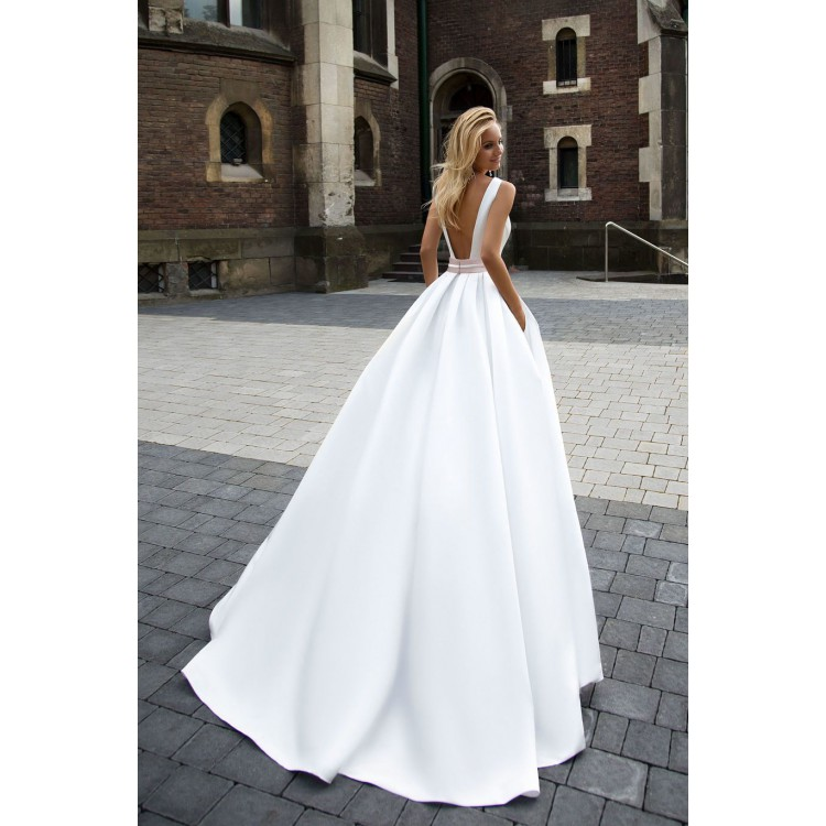 Princess Wedding Dresses, Ivory A-line/Princess Wedding Dresses ...