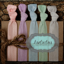 pastel : original {knotieties} 10 pack