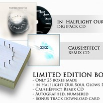 In Halflight Our Soul Glows - Limited Edition Box