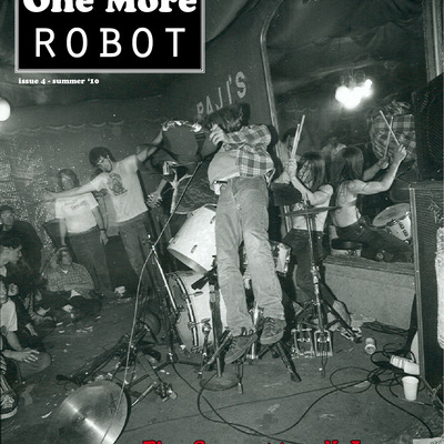 One more robot issue 4 - the generation x issue