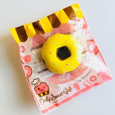 yummibear donut squishy