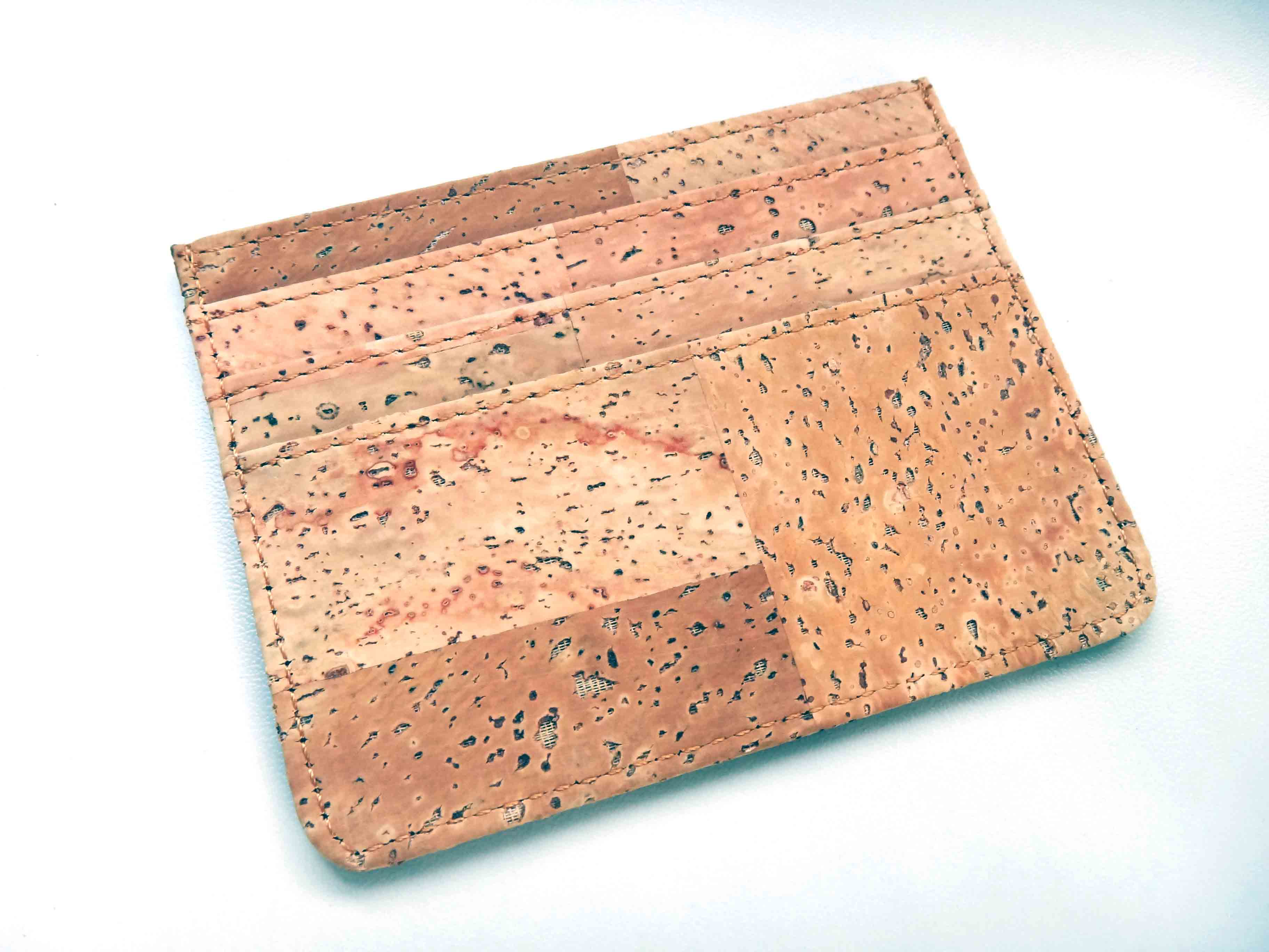 Cork all in one card holder business card holder money clips card cork all in one card holder business card holder money clips card wallet card case mens colourmoves