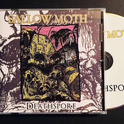 Sallow moth - deathspore (cal-097) cd