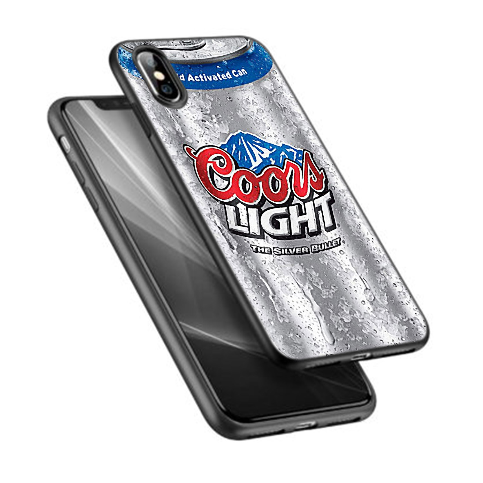Coors Light Can   IPhone X Case