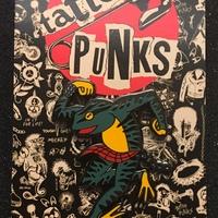 Skanking Frog Pin | Artist Series | Glenn Carvajal - Thumbnail 2