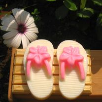 Pair of Slipper Soaps