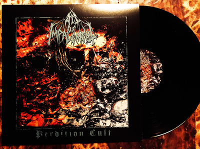 ACT OF IMPALEMENT - Perdition Cult (Vinyl Cal-100)