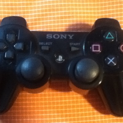Playstation® dualshock® 3 controller (for parts/ not working)