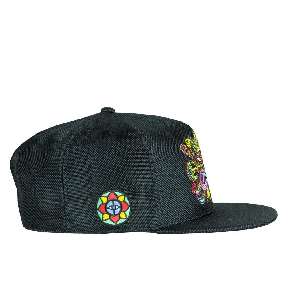 Chris Dyer El Necio Black Snapback Hat · Aull Graphics   Gifts ... 6bbc91376729