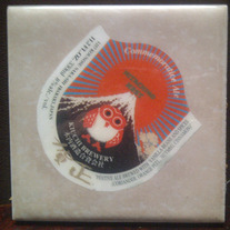 Hitachino Nest - Commemorative Ale - Cute Owl Coaster