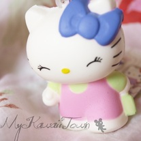 Squishy Hello-Kitty Mascot #5