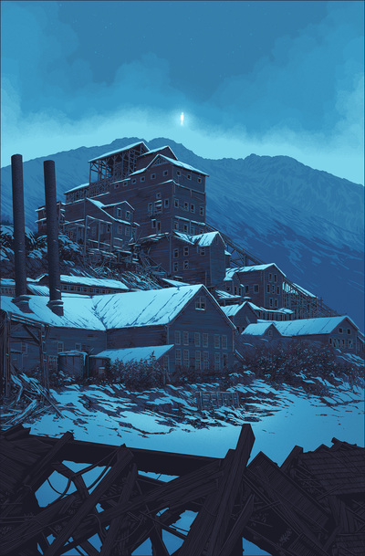 """Kennecott Mines, Wrangell St Elias"" AP copy"