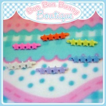 Tiny Treat Hair Clip - Star Quartet